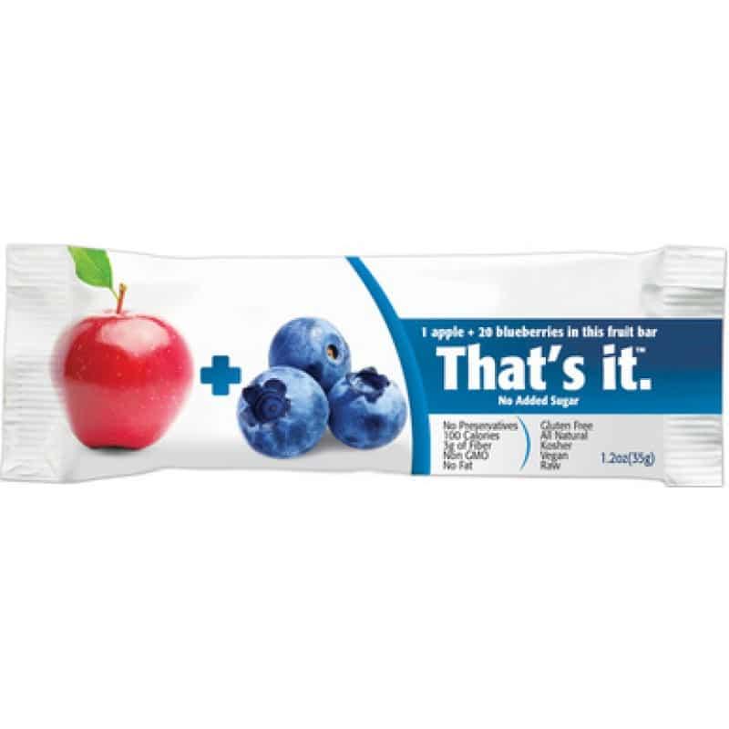 Thats It Snack Bars | Shaped By Sherri
