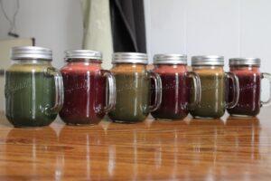 juice line up